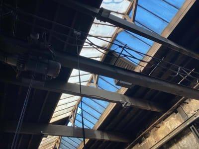 DEMAG Indoor Crane