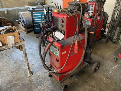 FRONIUS VR 4000 MIG/MAG welding tool