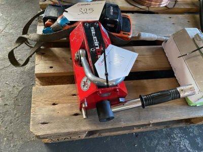 STEINBERG SBS-ML 600 Lifting magnet