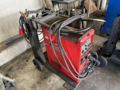 FRONIUS MAGIC WAVE 3000 TIG welding unit