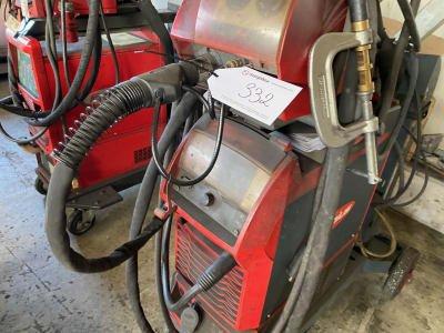 FRONIUS TPS 400 I MIG/MAG welding tool