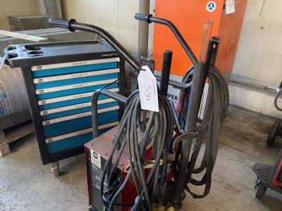 FRONIUS TRANSTIG 2000 TIG welding unit