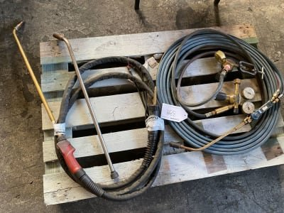 Lot of welding accessories