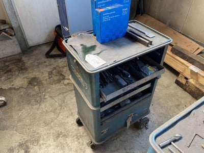 GEDORE Mobile tool cabinet