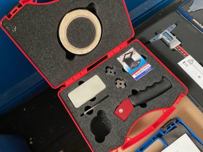SAUTER Digital Coating Thickness Meter