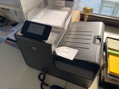 HP OFFICEJET PRO X 551 DW Printer