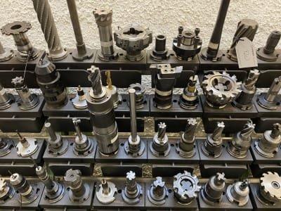 32 tool holders SK 50
