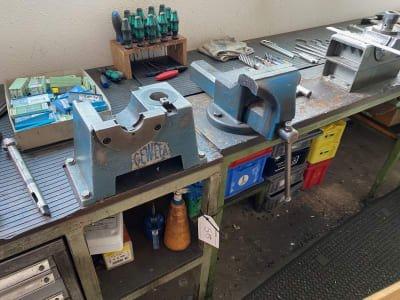 2-part workbench