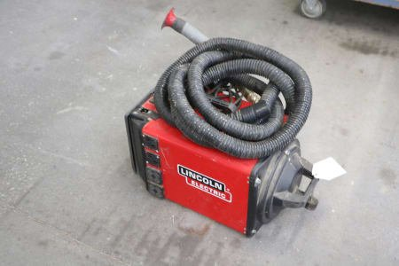 LINCOLN ELECTRIC MB-190 Vacuum cleaner