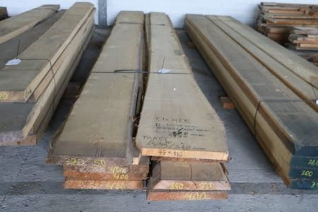Lot of solid wood spruce