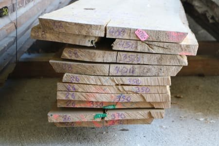 Lot of solid maple wood