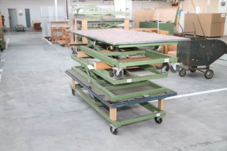 REINOLD BECK Lifting Table