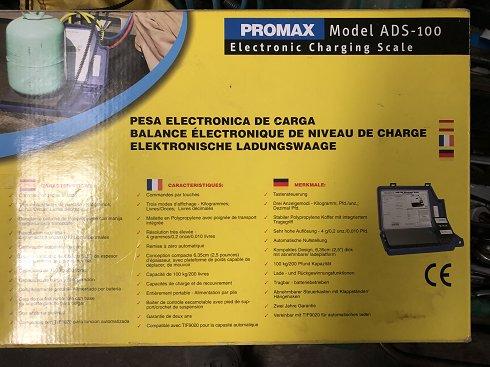 BALANZA ELECTRONICA DE CARGA PROMAX- STOCK NUEVO!!