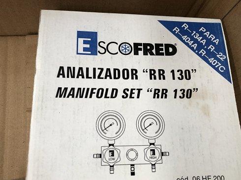 2 UD ANALIZADORES ESCOFRED - STOCK NUEVO!!