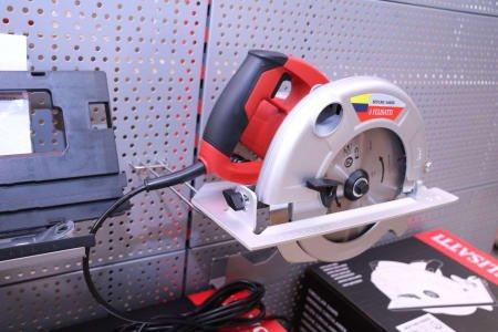 FELISATTI SCF 190 / 1600S 2 pcs Hand circular saw