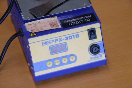 HAKKO FX-301 B Soldering tip cleaning device