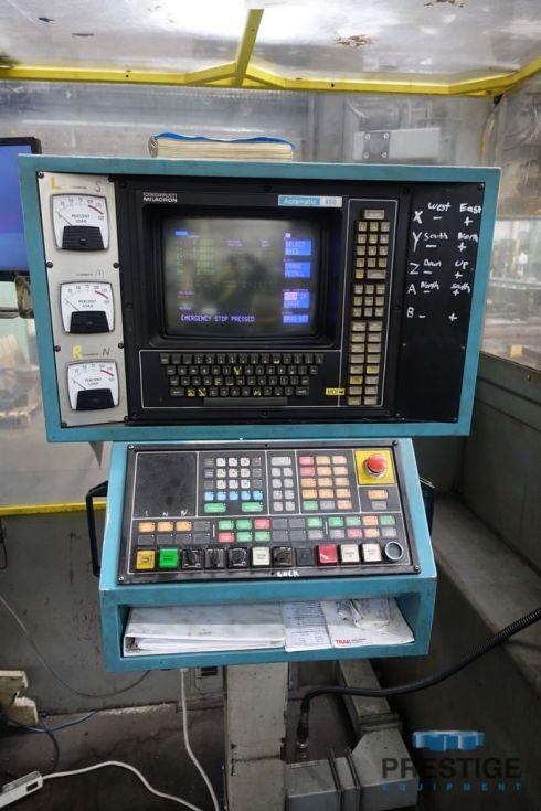 Molino de pórtico CNC
