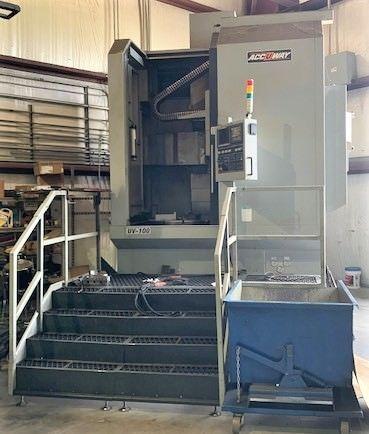 Centro de torneado CNC con fresado