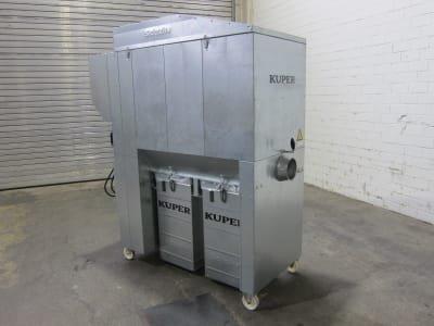 Sistema de extracción SCHUKO Vacomat 160