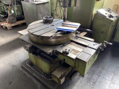 KLOPP SK 700 Vertical shaping machine