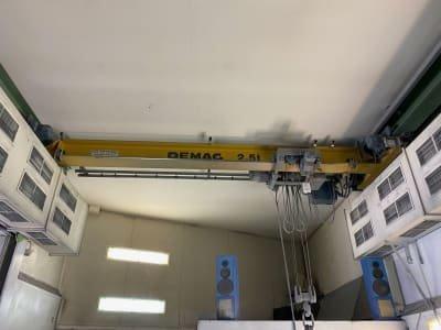 DEMAG EDKE Indoor overhead crane / ceiling crane
