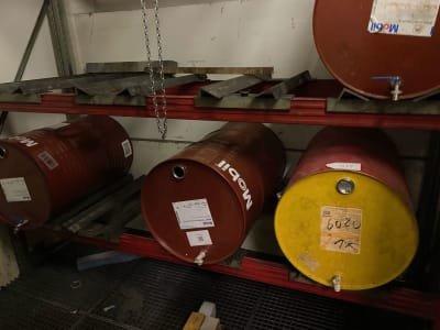 SCHWETZ SUPER 2 Pallet heavy load rack combination