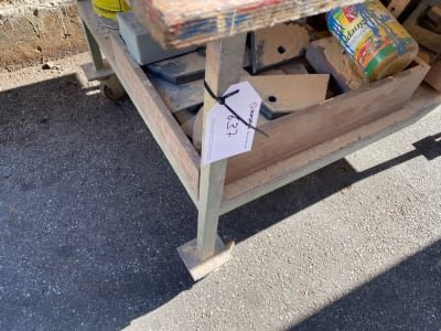 Work table/transport trolley