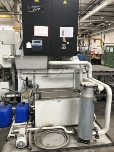 PERO 8/U One Chamber Cleaning Line