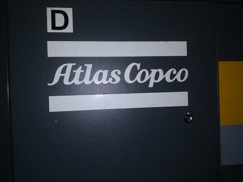 COMPRESOR ATLAS COPCO ZR200 - Lote 178