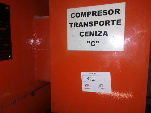 MOTOCOMPRESOR GE 270 KW - Lote 172