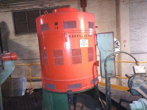 MOTOBOMBA GE 450CV - Lote 48