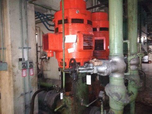 MOTOBOMBA GE 250CV - Lote 39