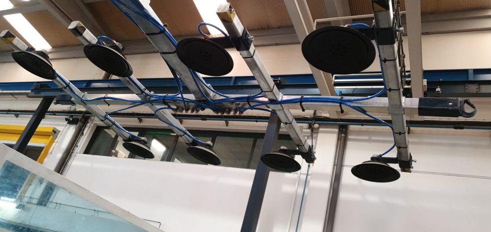 Sistema de almacenaje y manipulación de chapas