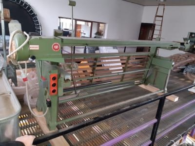 BINI Long belt sander