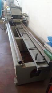 EMMEGI Double head miter saw for aluminum