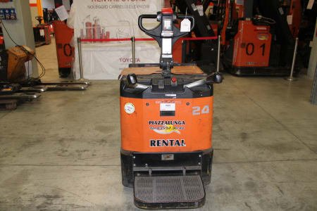 TOYOTA 7PLL24 / M Electric Pallet Truck