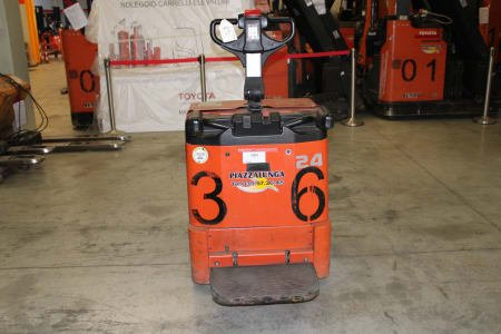 TOYOTA 7PLL24 / S Electric Pallet Truck