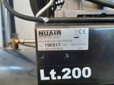 Compresor NUAIR HP 3 lt.200