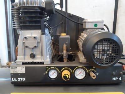 Compresor NUAIR HP 4 lt.270
