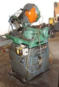 PEDRAZZOLI SUPER BROWN 350/60 SA-PN Semi-automatic cutting machine