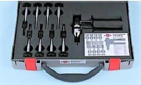 WURTH HES 412 Manual rivet set for screws / nuts