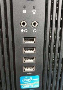 4 x Tower PC HP Compaq 8200 Elite