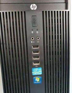 2 x Tower PC HP Compaq 8300 Elite