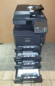 Multifunction Device with Finisher KYOCERA Taskalfa 4551ci