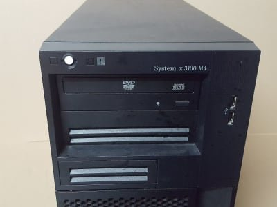2 x Server System IBM 3100 M4