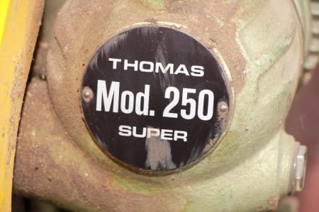THOMAS 250 SUPER Miter saw