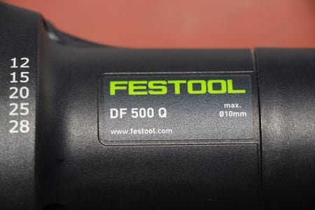 FESTOOL DF 500 Q Milling machine