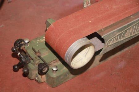 PEGIC VULCANIA 15 PE Belt sander