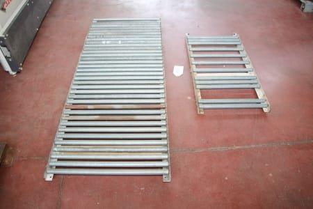FANTACCI Lot of roller conveyors