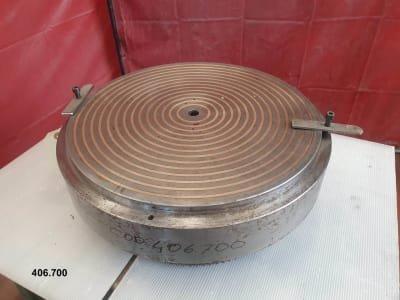 Plato magnético circular